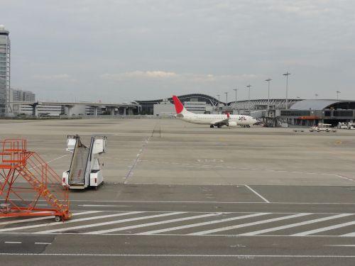 空港の地上