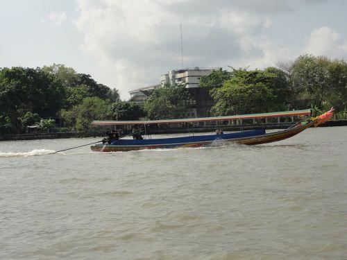 タイ式の船
