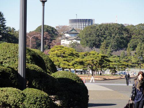 皇居 伏見櫓