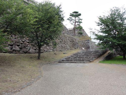 ここから階段のみになります。