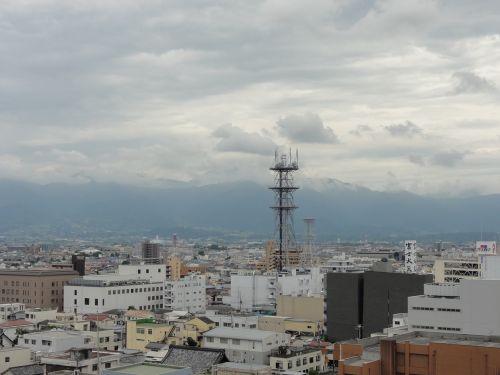 富士山 方面
