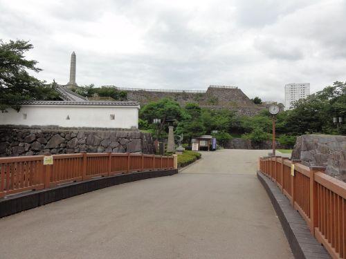 さよなら 舞鶴城