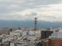 富士山 ちょい見え