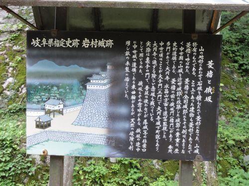 菱櫓と俄坂