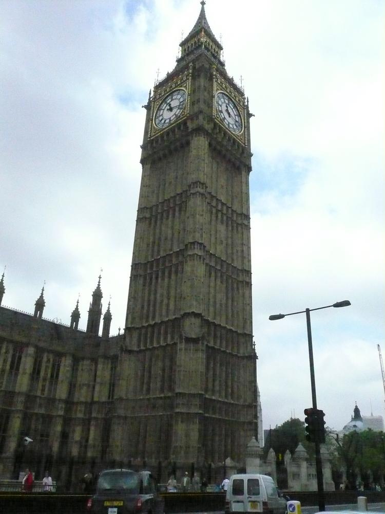 国会時計塔 ビッグベン