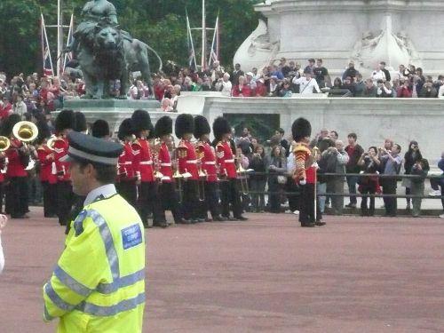 これぞ、イギリスの衛兵