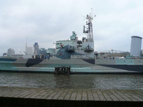 軽巡洋艦 ベルファスト