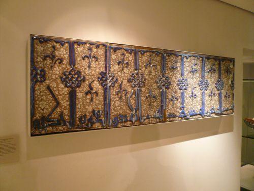 イスラム壁画