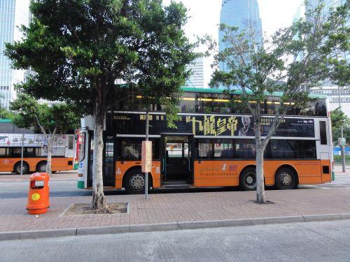 乗ってきたバス