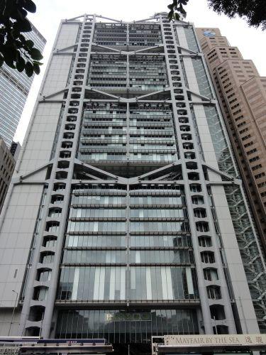 HSBC本部