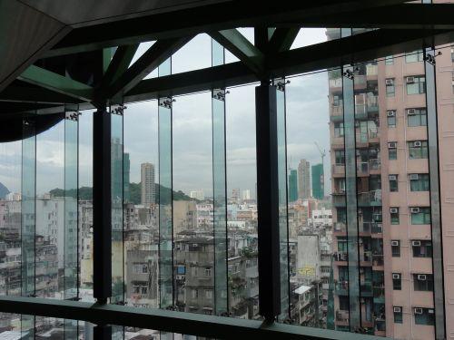 香港ビル群