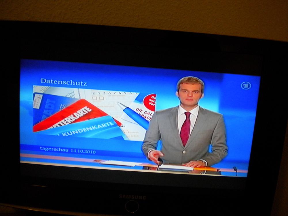 ドイツのテレビ