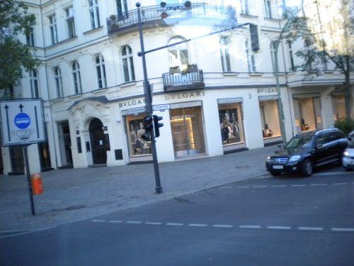 ブルガリのお店