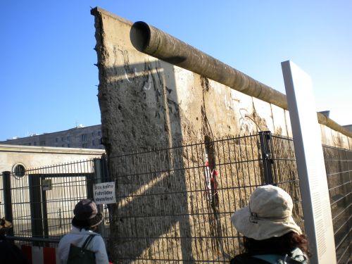 ドイツの壁